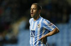 Football Soccer - Coventry City v Colchester United - Sky Bet Football League One - Ricoh Arena - 15/16 - 29/3/16 Coventry City's Joe Cole Mandatory Credit: Action Images / Jason Cairnduff