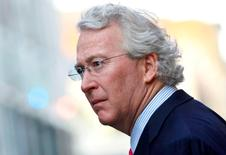 File photo of Aubrey McClendon walking through the French Quarter in New Orleans, Louisiana March 26, 2012.  REUTERS/Sean Gardner