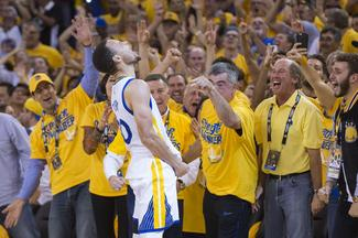 Warriors defeat Thunder in Game 7