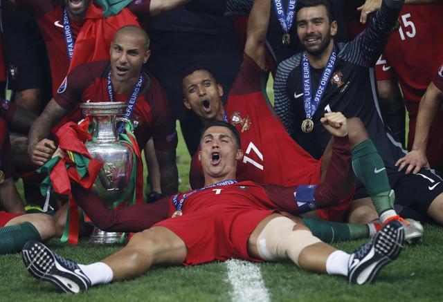 Portugal wins Euro