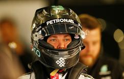 Britain Formula One - F1 - British Grand Prix 2016 - Silverstone, England - 9/7/16 Mercedes' Nico Rosberg during practice Reuters / Andrew Boyers Livepic