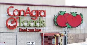 ConAgra Foods production facility is seen in Oakdale, California in this December 18, 2015 file photo.   REUTERS/Fred Greaves/Files