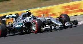 Rosberg no circuito da Hungria.  22/7/16.  REUTERS/Laszlo Balogh