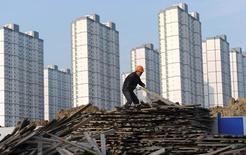 La actividad económica de China se desaceleró en julio, con una inversión que crece a su ritmo más lento en más de 16 años en lo que va de año, mientras la segunda economía mundial brega con la dolorosa reestructuración de sus sectores industriales más antiguos. Imagen de archivo. REUTERS