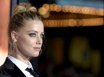 Atriz Amber Heard em Los Angeles, Califórnia 21/11/2015 REUTERS/Kevork Djansezian