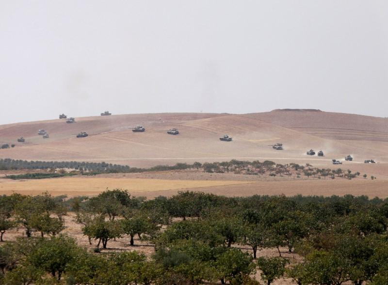 New Syrian rebel advance against IS may take months, commander says
