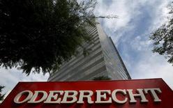 Os escritórios da Odebrecht em São Paulo, Brasil 22/03/2016 REUTERS/Paulo Whitaker