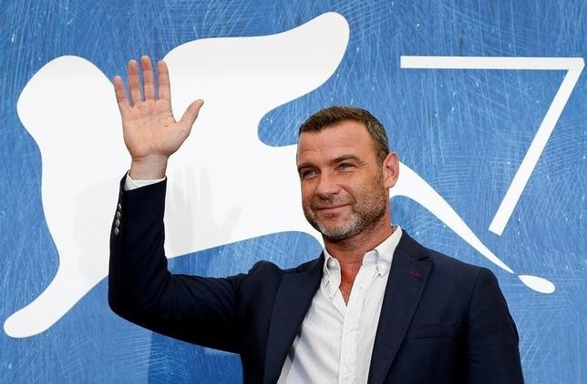 American actor Liev Schreiber attends the photocall for the movie ''The Bleeder'' at the 73rd Venice Film Festival in Venice, Italy September 2, 2016. REUTERS/Alessandro Bianchi