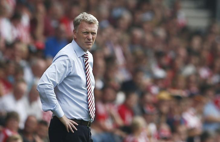 Sunderland manager David Moyes Reuters / Peter NichollsLivepic