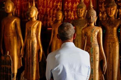 Obama in Laos