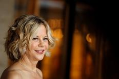 Actress Meg Ryan arrives for the season opening of the Metropolitan Opera in New York September 27, 2010. REUTERS/Lucas Jackson/File Photo
