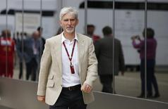 Formula One - F1 - British Grand Prix 2015 - Silverstone, England - 5/7/15 Former driver Damon Hill before the race Reuters / Phil Noble    - RTX1J2K3