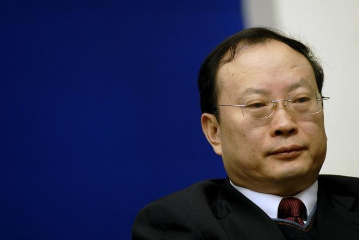 Wang Baoan attends a news conference in Beijing, China, in this January 13, 2010. REUTERS/Stringer/File Photo