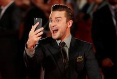 "Justin Timberlake arrives on the red carpet for the film ""Justin Timberlake and the Tennessee Kids"" during the 41st Toronto International Film Festival (TIFF), in Toronto, Canada, September 13, 2016. REUTERS/Mark Blinch"