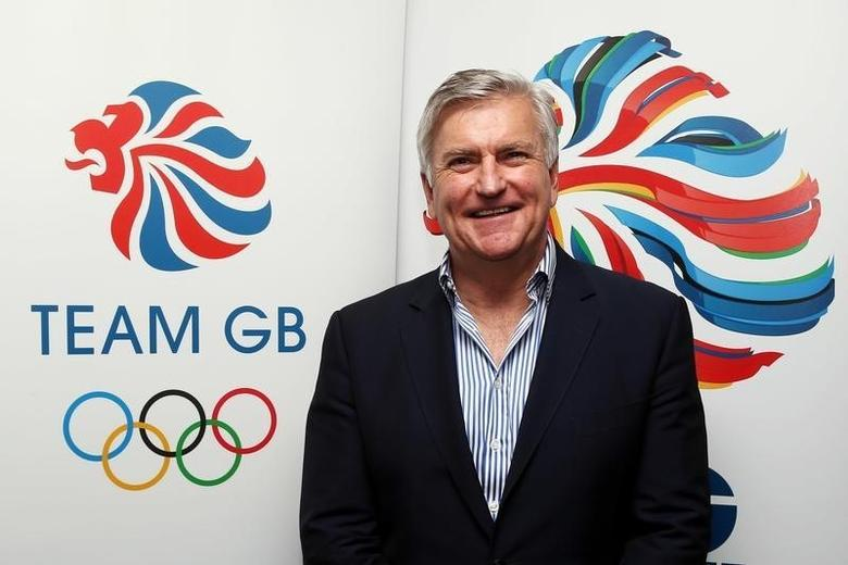 Britain Olympics - BOA media briefing to mark 50 Days to Go until the Rio 2016 Olympic Games - BOA Headquarters Charlotte Street, London - 15/6/16BOA Chief Executive Officer Bill Sweeney poses during the briefingAction Images via Reuters / Paul ChildsLivepic