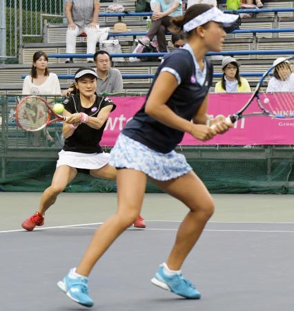 テニス青山、二宮組が優勝