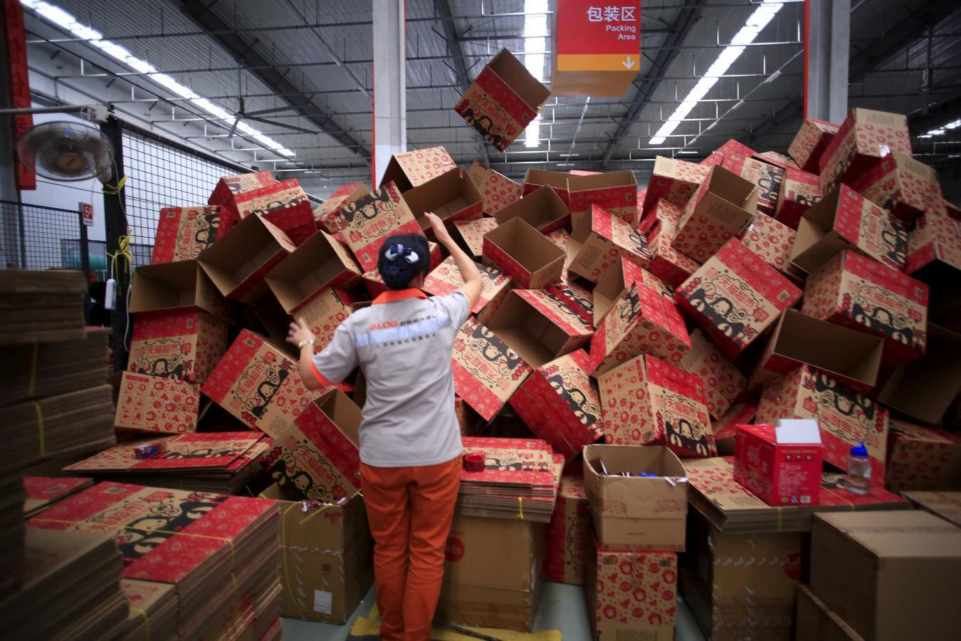 Alibaba's Cainiao to raise more money; current funds good for up to...