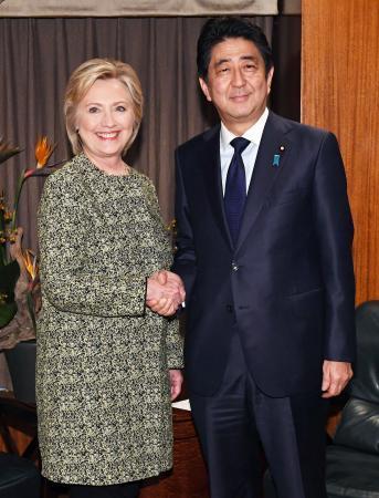 日米同盟の重要性確認