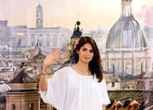 Nova prefeita de Roma, Virginia Raggi, em entrevista coletiva. 20/06/2016. REUTERS/Remo Casilli