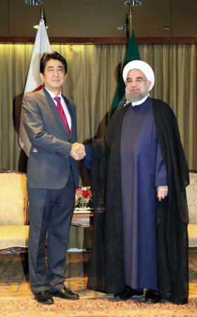 首相、イラン訪問に意欲