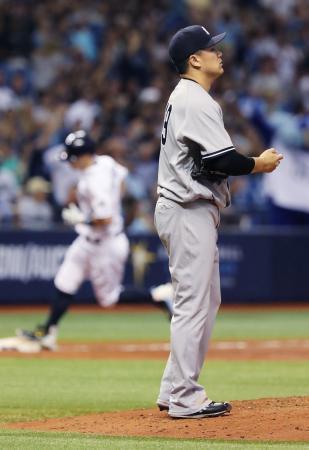 田中は4本塁打浴びるも14勝目