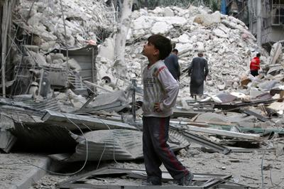 Syrian army declares offensive on Aleppo