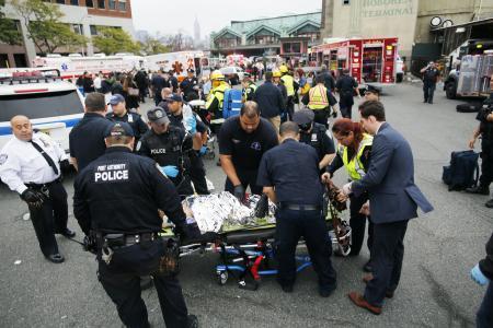 米列車事故、邦人男性1人負傷
