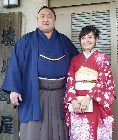 大相撲幕内・佐田の海が婚約発表