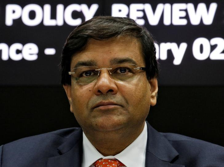 Reserve Bank of India (RBI) Governor Urjit Patel attends a news conference in Mumbai, India, February 2, 2016. REUTERS/Danish Siddiqui/File Photo