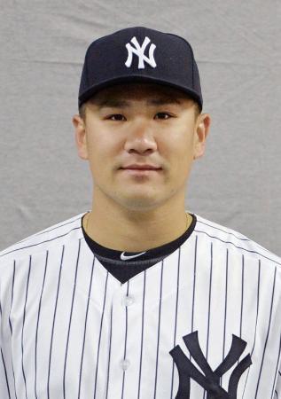 田中、残り試合は登板なし