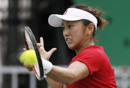 女子テニス、土居自己最高31位