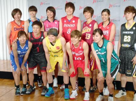 バスケ女子Wリーグ7日開幕