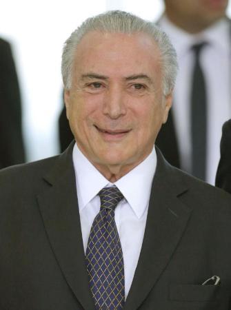 ブラジル大統領が来日へ