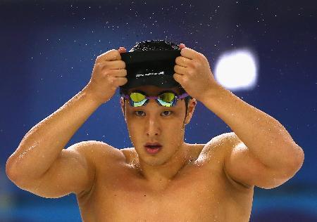 競泳W杯、瀬戸が400個メ1位
