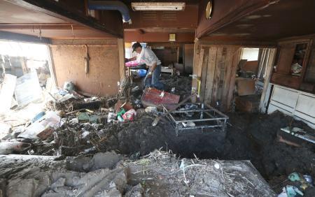 岩手県岩泉、大震災時と支援に差