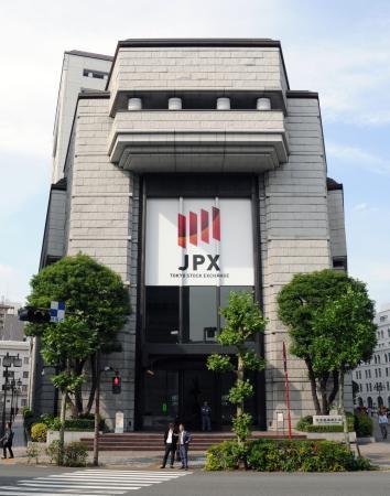 海外勢の日本株売越額、過去最大