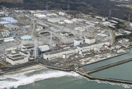 福島原発、賠償費用など8兆円増