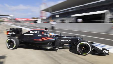日本GP、アロンソはフリー9位