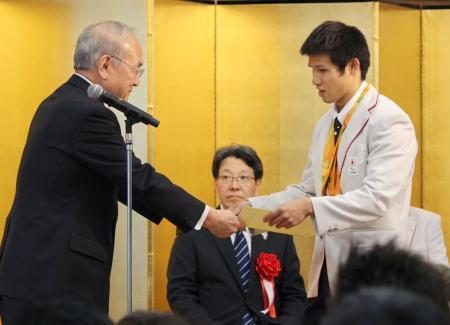 パラリンピック、木村らに特別賞