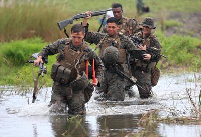 U.S.-Philippines military exercises