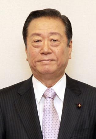 小沢氏「自由党」復活を検討