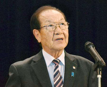 大阪で拉致被害者家族が講演