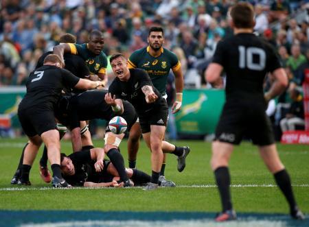 ニュージーランドが完勝