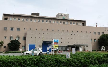 兵庫の病院でホルマリン液誤投与