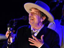 Bob Dylan durante apresentação nos Estados Unidos.   30/06/2012            REUTERS/Ki Price/Files