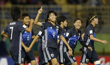 日本、準決勝に進出
