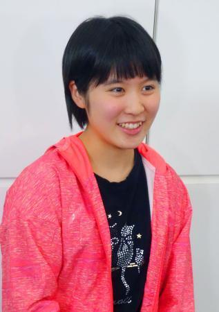 卓球の平野美宇が中国へ出発