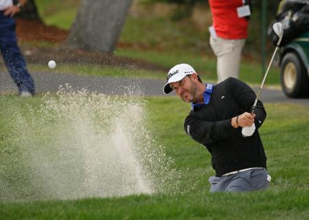米ゴルフ、ピアシー62で首位に