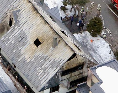 7人死亡ホーム火災、社長に無罪