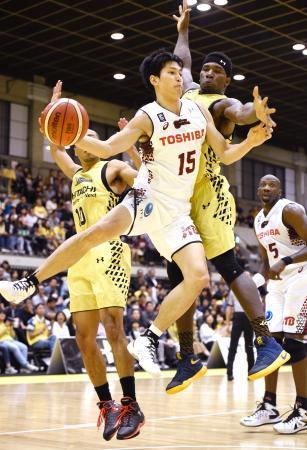 バスケBリーグ、川崎が5連勝